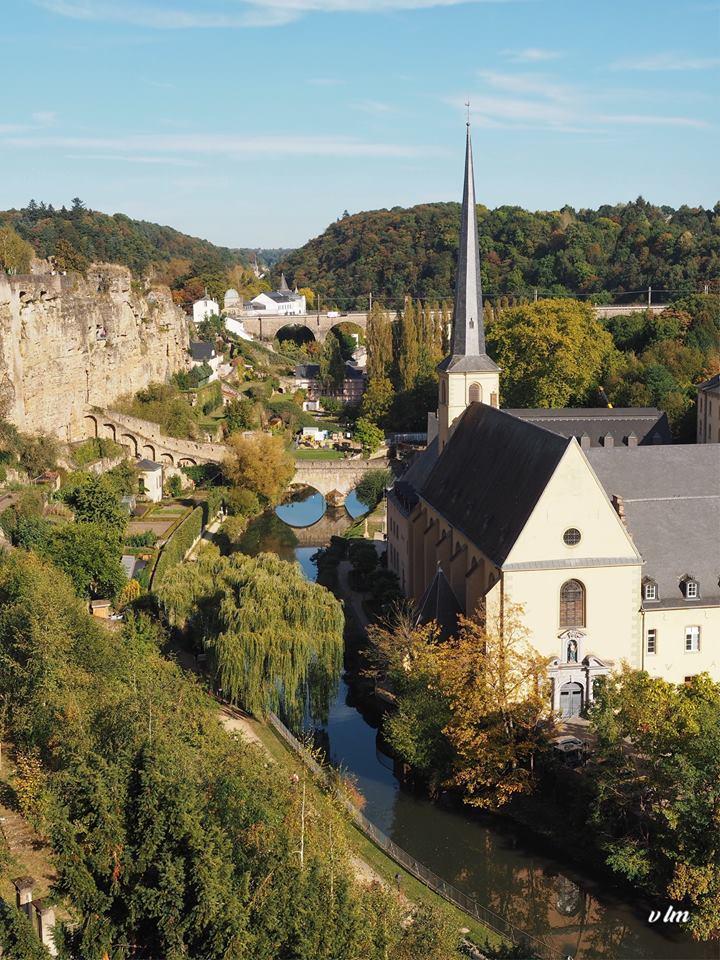 Grund - Luxembourg City