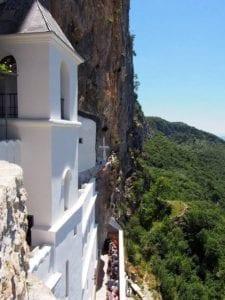 The Monastery of Ostrog -Montenegro
