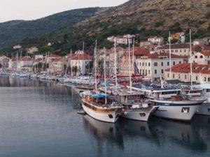Vis Island in Croatia