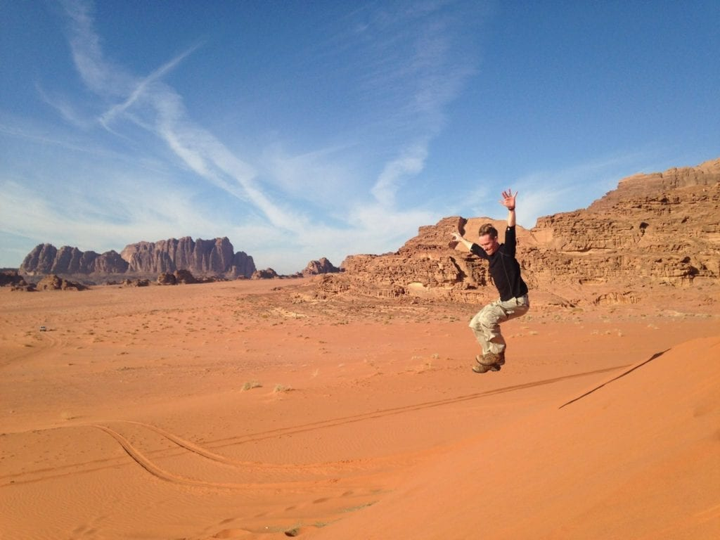 Wadi Rum National Park, Jordan