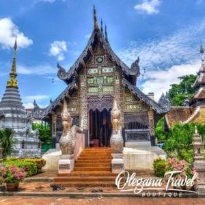 Famous Landmark in Thailand