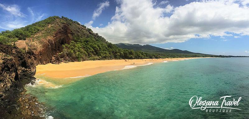 Makena Big Beach, Maui