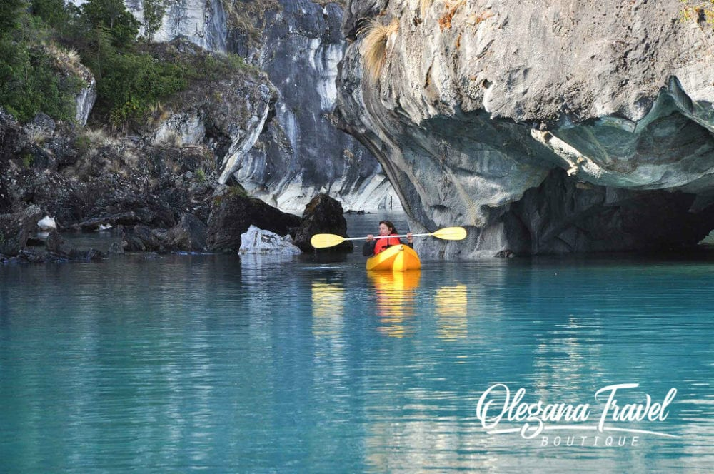 Kayaking in Croatian Caves