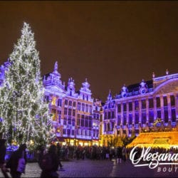 Brussels Christmas Market