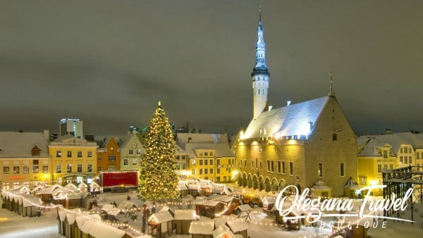 Estonia Christmas Market