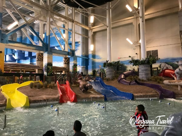 Kalahari - Toddler Water Area