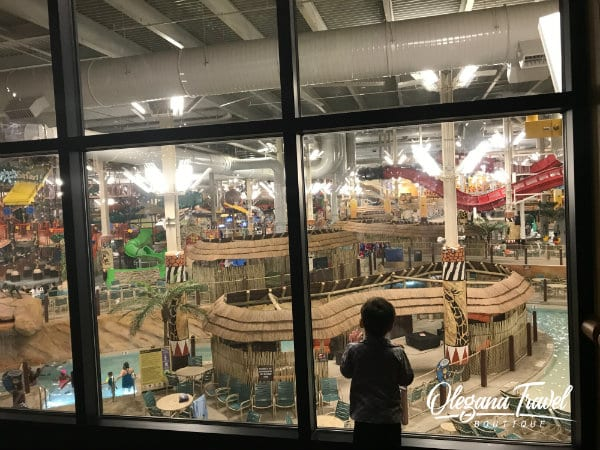 Kalahari Indoor Waterpark