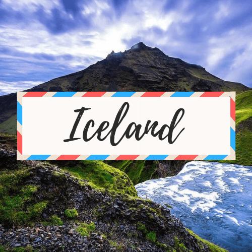Iceland Circle