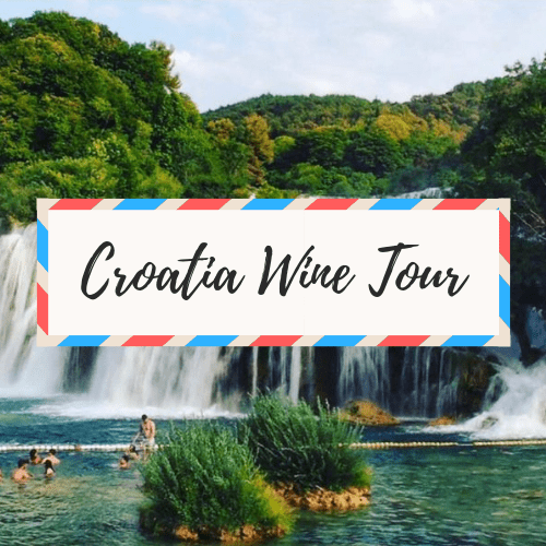 Visit Croatian sights such as Krka waterfalls and enjoy the wine tour.