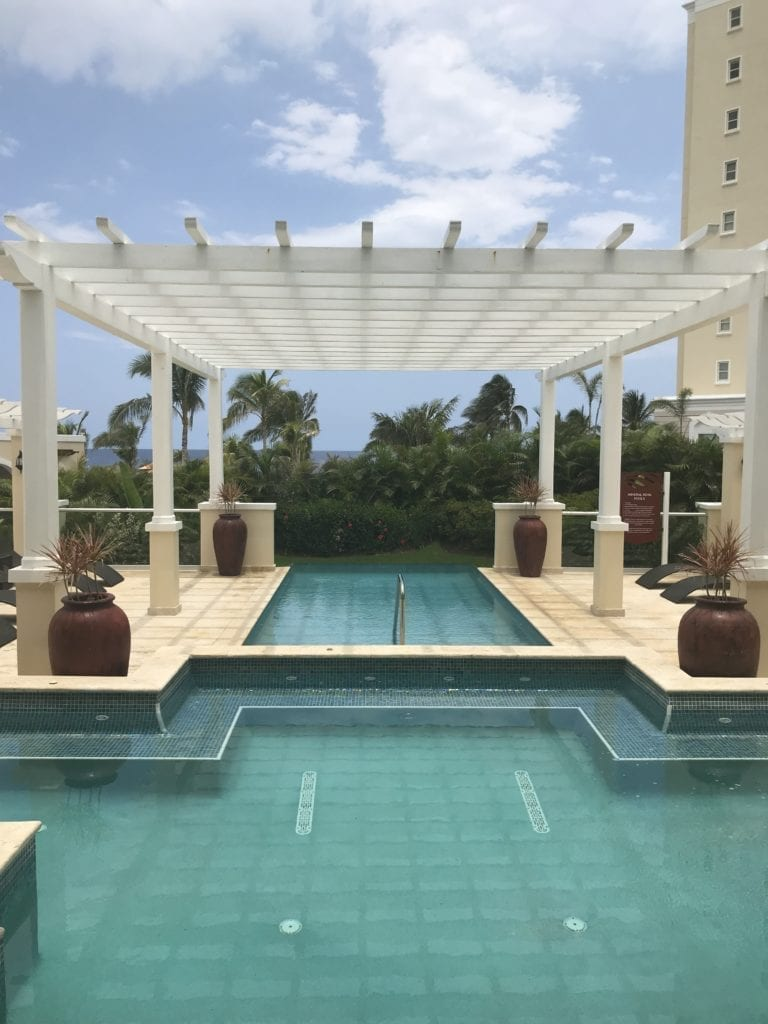 Spa at Jewel Grande Montego Bay