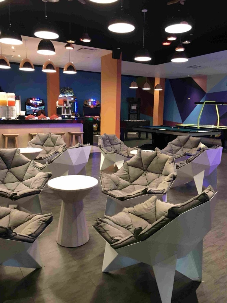 Teen Lounge at Moon Palace Jamaica