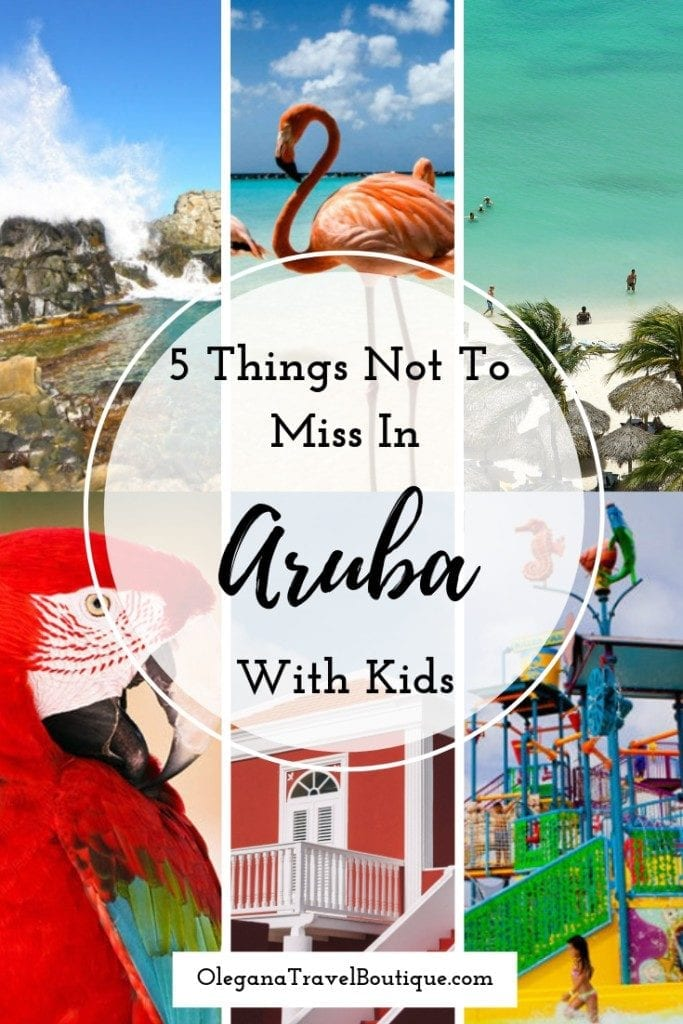 Aruba Family Vacation
