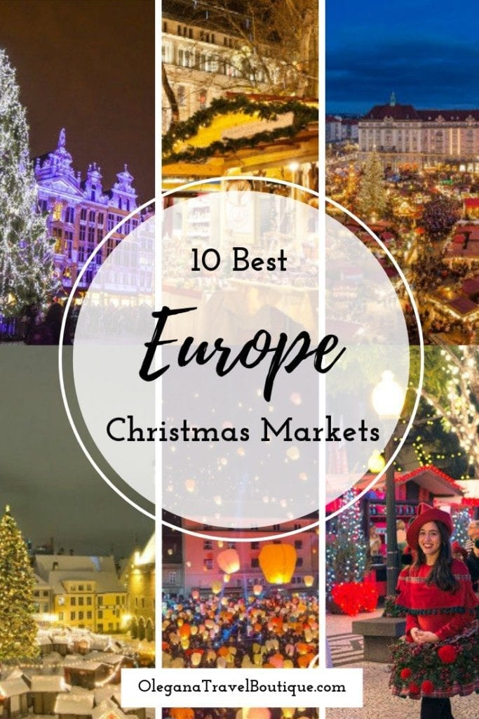 10 Best Christmas Markets in Europe