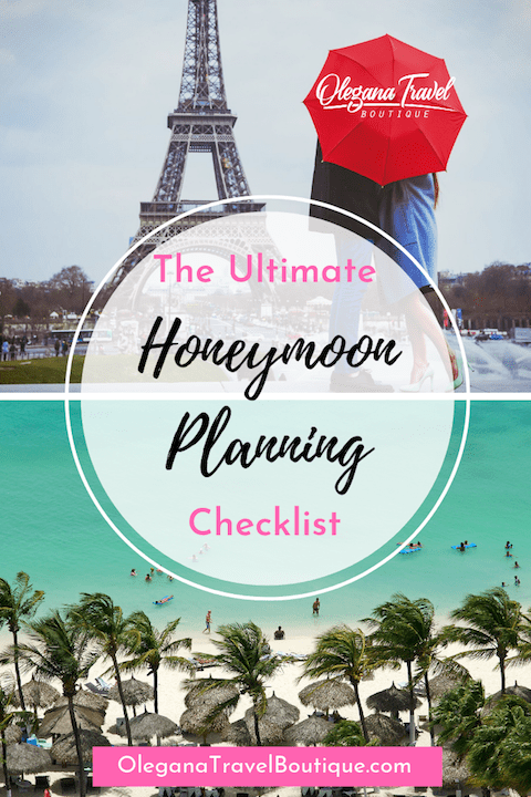 The Ultimate Honeymoon Planning Checklist