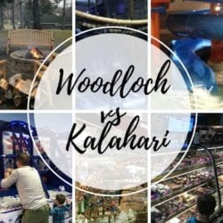 Woodloch vs Kalahari – The Best Poconos Resorts For Your Weekend Getaway